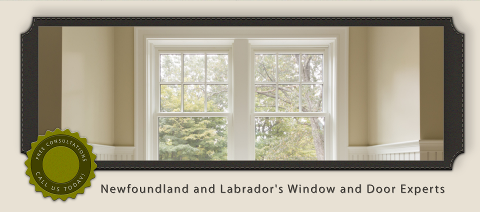 Newfoundland and Labrador's Window and Door Experts